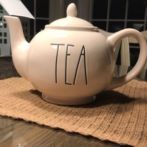 Rae Dunn Tea Pot